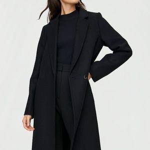 Aritzia Babaton Stedman Coat Size M Black